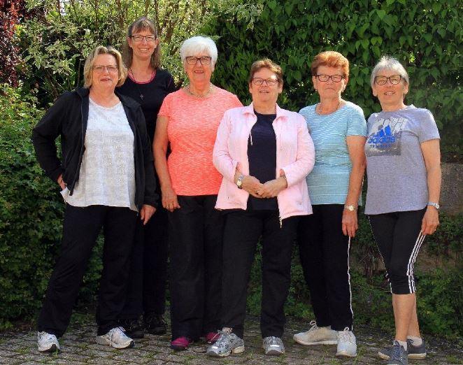 Frauengymnastik 1